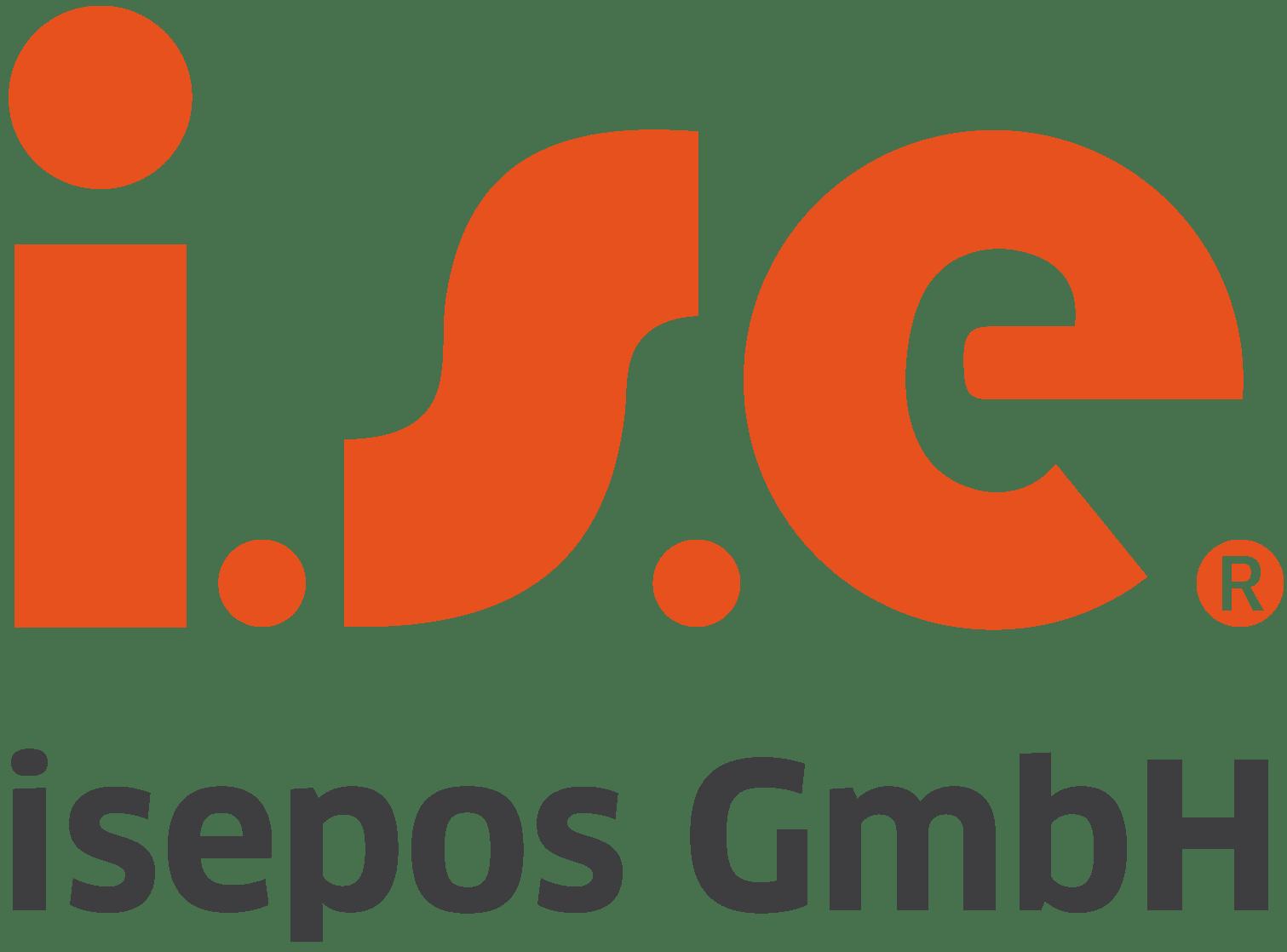 Das Logo der isepos GmbH