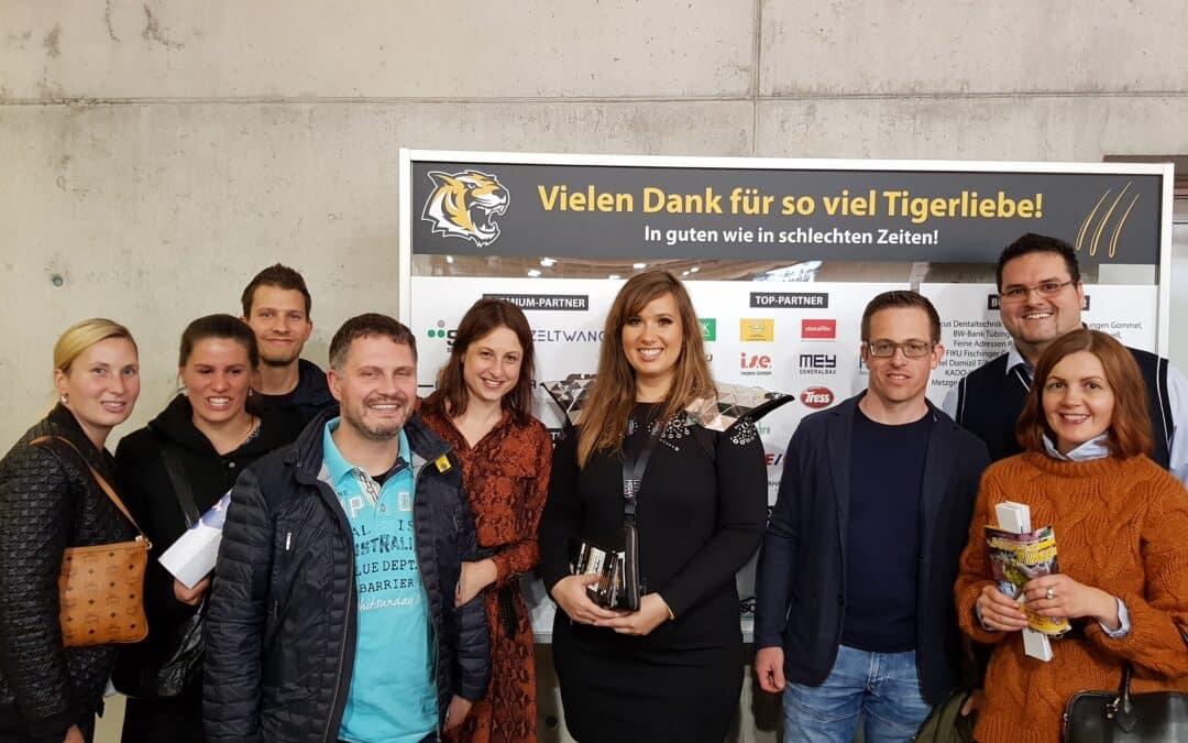 WJ Reutlingen meets Tigers Tübingen