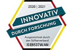 Das Logo der Vereins Innovativ durch Forschung